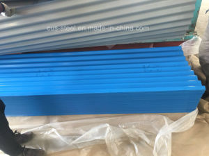 Colourbond Corrugated Roof Iron Sheet/Colorful Corrugated Roofing Sheet pictures & photos