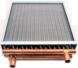 Water to Air Heat Exchanger for Wood Boiler pictures & photos