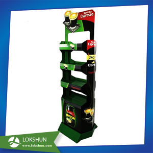 Free-Standing Corrugated Cardboard Stand Display pictures & photos
