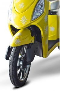 500W/800W Lead-Acid Electric Bike for Disabled People pictures & photos