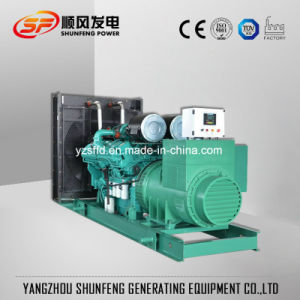 Open Type 250kw Electric Power Diesel Generator with Cummins Engine pictures & photos
