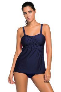 Wholesale Black Swing Tankini Swim Suit Swimsuit pictures & photos