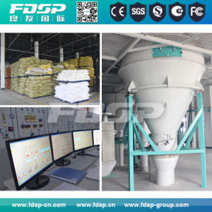 Automatic Poultry Feed Pellet Production Line/Poultry Feed Machine pictures & photos