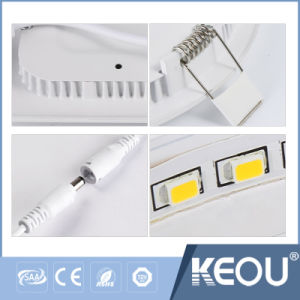 SMD2835 Manufacturer Epistar LED Panel 3W to 24W pictures & photos