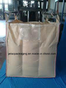 1000kg Overlock Stitching Open Top Big Bag pictures & photos