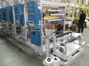 Plastic Film Printing Machine Six Colors pictures & photos