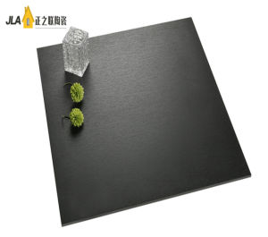 24*24inch 600*600mm Black Polished Full Body Wall and Floor Tiles pictures & photos