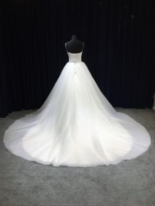 Wedding Dress/Wedding Apparel/Bridal Gown/Bridal Dress pictures & photos