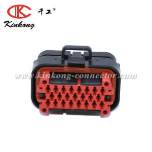 China Waterproof 23 Way Automotive Connector pictures & photos