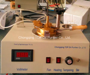 Transformer Oil Flash Point Tester (TPO-3000) pictures & photos