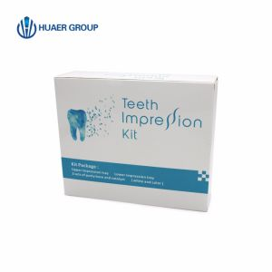 Tailor Made Teeth Retainer Use Huaer Dental Silicone Impression Material Kit pictures & photos