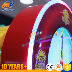 Game Center Hottest Indoor Kids Video Game Equipment Challenge 12 O′clock Coin Operated Simulator Game Machine pictures & photos