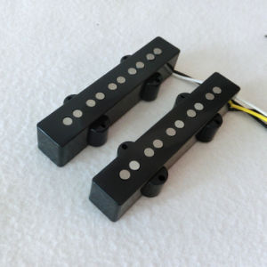 Open Style 5 String AlNiCo 5 Rod Bass Pickups pictures & photos