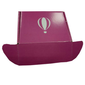 Custom Printed Paper Shipping Box with Two Side Printing pictures & photos