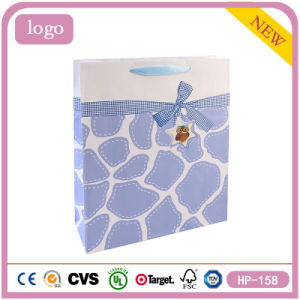 Cosmetics Beautiful Tea Gift Coated Paper Cosmetics Coated Paper Bag pictures & photos