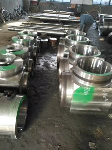 F316 Drop Steel Flange 150bls Pipe Fitting pictures & photos