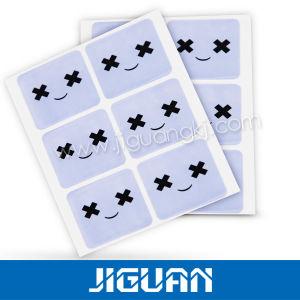 Silk Screen Printed Custom Logo Weatherproof Sticker pictures & photos