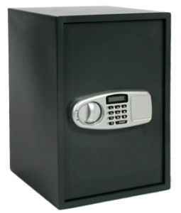 Custom Fashion Design Cheap Fingerprint Lock Safe pictures & photos