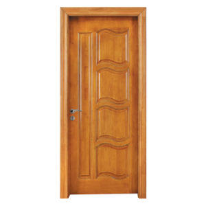 Factory Well-Made Engraving Solid Wood Door Acceptable Price pictures & photos
