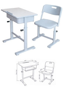 High Quality Modern Single Desk Set for Sale (SF-31S) pictures & photos
