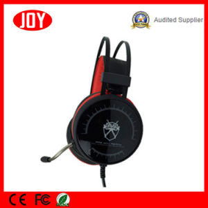 3.5mm USB Stereo Surround Sound Gaming Headphone pictures & photos