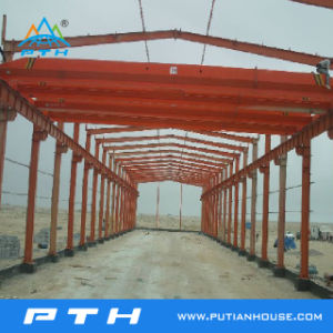Prefabricated Ce Approved Steel Structure for Warehouse pictures & photos