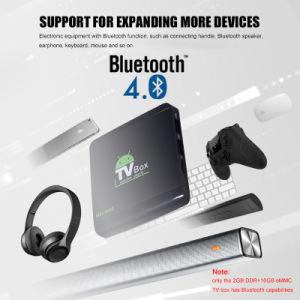 M8s-Mini Rk3229 Quad Core Android 6.0 TV Box Arm Mali-400MP2 HDMI WiFi Bluetooth pictures & photos
