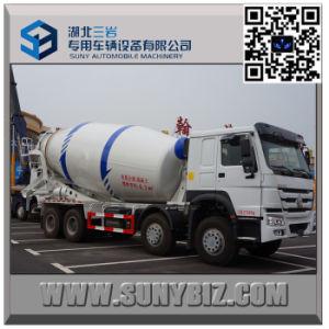 HOWO 12 Wheeler 13 Cbm Beton Mixer Truck