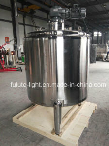 1000 Liter Double Jacketed Steam Heating Cooking Mixer Stirrer pictures & photos