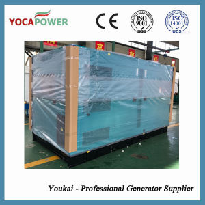 500kw Yuchai Engine Soundproof Power Diesel Generator Set pictures & photos