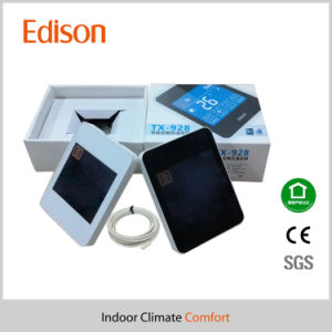 WiFi Remote Control Smart Heating Room Thermostat for Ios/Android APP (TX-928H-W) pictures & photos