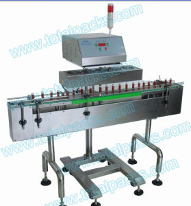 Automatic Induction Sealing Machine for Bottle with Foil Sealing of Lubricant &Oil Packaging (IS-200A) pictures & photos