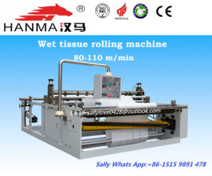 Toilet Roll Wet Wipes Folding Machine
