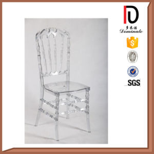 Clear Transparant Crystal Resin Chiavari Chair (BR-C136) pictures & photos