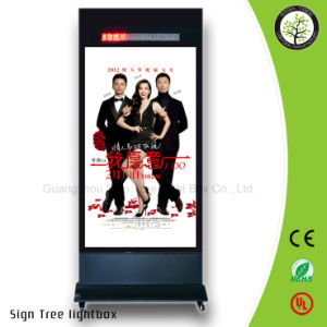 Aluminum LED Advertising Indoor Scrolling Advertising Light Box pictures & photos
