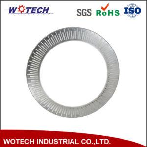Fashion Lamp Shade Holder Aluminum Brass Lampshade Rings