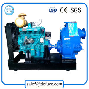 Movable Diesel Engine Self Priming Water Pumps for Emergency pictures & photos