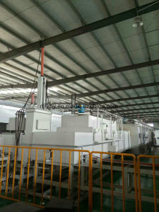 Pusher-Type Sintering Furnace for Battery Material pictures & photos