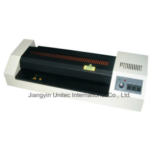 Popular Sale and Designed Dual Heat Pouch Laminating Machine PRO-260/PRO-330 pictures & photos