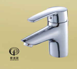Brass Body Single Handle Basin Mixer 69211 pictures & photos