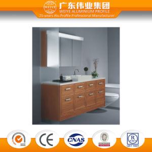 Durable Aluminium Bathroom Cabinet Customized Design and Style pictures & photos
