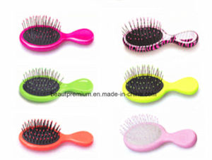 Fashion Plastic Colorful Hair Brush Beauty Hair Accessories BPS0233