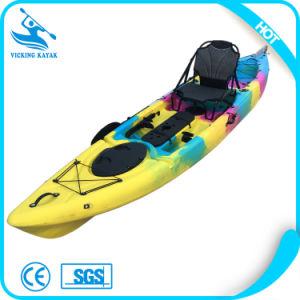 Cheap China Plastic Canoe Fishing Kayak with Kayak Accessories