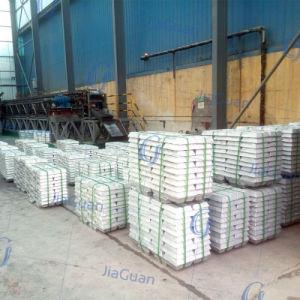 China Xingang Port 99.99 Factory Price Pure Zinc Ingot pictures & photos