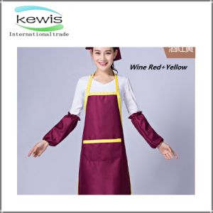 Promotional Item Two Pocket Custom High Quality Waist Apron pictures & photos