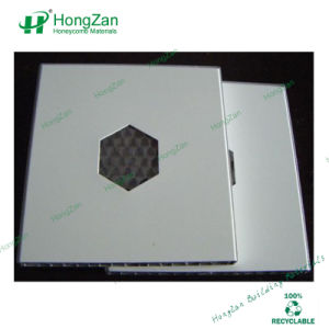 Sound Insulation Aluminum Honeycomb Panel pictures & photos