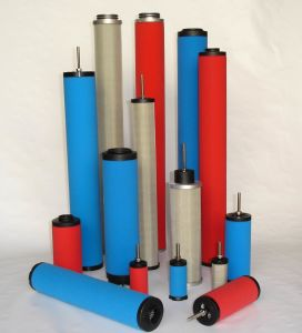 H Series Compressed Air Cleaner Cartridge Filter Housing pictures & photos