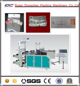 OPP PE Side Sealing Bag Making Machine for Flap Bags (RQ-600) pictures & photos