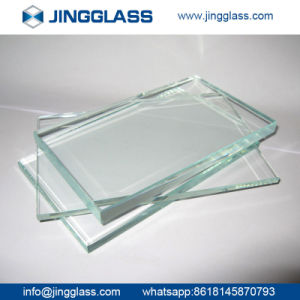 15mm Tempered Safety Glass with Charmfered and Polished Edge pictures & photos
