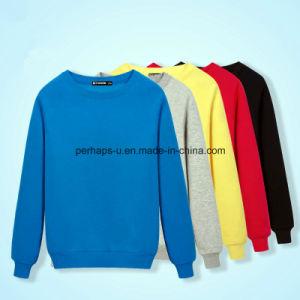 High Quality Men′s Cotton New Custom Crewneck Sweatshirt Hooded Sweater pictures & photos